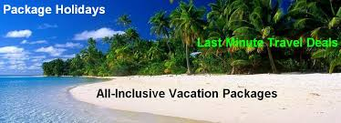 vacations flights and vacation packages