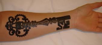 100 skeleton key tattoo designs skeleton key art ideas