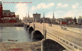 Google Maps Dayton Ohio by Bridgehunter Com Main Street Bridge Old