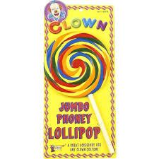 Lollipop Halloween Costume Amazon Forum Novelties Jumbo 9