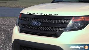 2013 ford explorer review 2013 ford explorer sport ecoboost walkaround suv review
