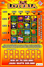 dc lottery scratchers