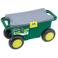 gardeners tool cart and seat 60852 grt dd draper tools