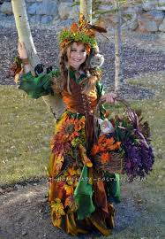 Mother Daughter Halloween Costume Beautiful Handmade Mother Daughter Nature Costume Homemade