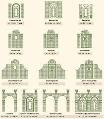 trellis designs within formal french formal gardens eliot raffit