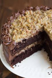 homemade german chocolate cake is one of my favorite cakes of all