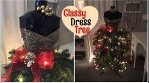 classy dress christmas tree youtube