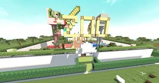 Zoo Map Minecraft Huge Zoo Map All Mobs Restaurants And More 1 7 10