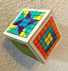 kathy u0027s angelnik designs u0026 art project ideas quilt block cube