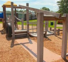 Wood Carpet Tuffmat Playground Fall Protection Zeager