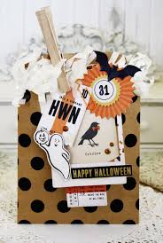 halloween gift bag ideas halloween week custom gift bags crate paper