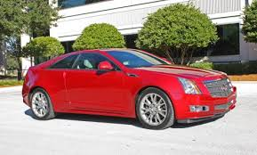 2011 cadillac cts performance coupe 2011 cadillac cts coupe premium ridelust review