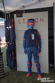 fox f3 motocross boots fox racing u0027s 2017 gear launch party photos dirt rider
