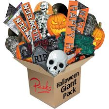 halloween party packs halloween giant party pack peeks