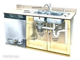 kitchen sink leaking underneath kitchen sink repair kitchen sink repair and kitchen sink leaking