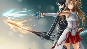 anime wallpapers girls sword fighting which sword art online character are you playbuzz