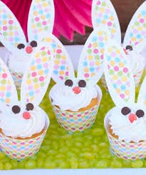 Cute Easter Cupcake Decorations by 8 Easy Ideas For Cute Easter Cupcakes Real Simple