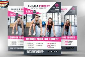 campaign flyer template free gym flyer template free flyer