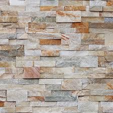natural ledge stone manufactured stone fireplace stone patio