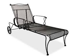 Wrought Iron Chaise Lounge Awesome Wrought Iron Chaise Lounge 1222839 Rialto Wrought Iron