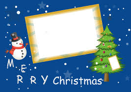 create a christmas card single photo christmas card free single photo christmas card
