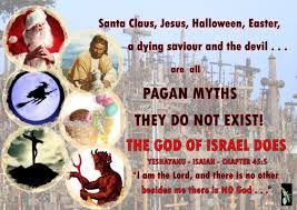 easter is pagan
