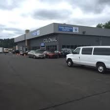 colonial ford truck sales inc colonial ford car dealers 126 federal rd danbury ct phone