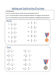 fraction and decimal worksheets by vicbobmac1 teaching resources