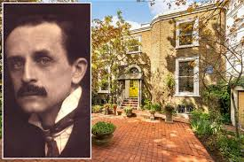 Barrie House House In Bayswater Road Where J M Barrie Wrote Peter Pan Goes On