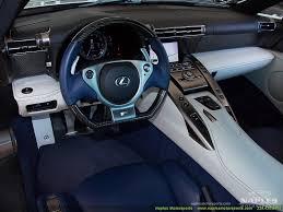 lexus lfa blue price 2012 lexus lfa lfa