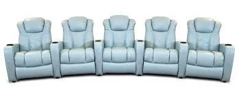5 seat home theater seating avion home theater u2039 u2039 the leather sofa company