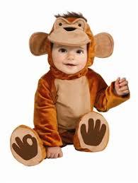 baby funky monkey costume monkey halloween costumes