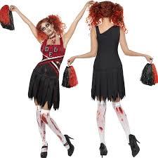 Zombie Cheerleader Costume Zombie Cheerleader Costumes Uk Costume Model Ideas