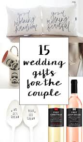 wedding gift ideas for 15 sentimental wedding gifts for the creative wedding