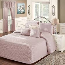 Quilted Bedspread King Solid Color Bedspreads Touch Of Class
