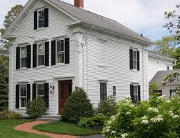 New England Homes by An Arts Fest In A Charming New England Town Preppy Empty Nester F