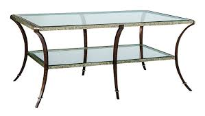 Rectangular Coffee Table With Glass Top Sonoma Rectangular Cocktail Table Marge Carson