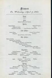 what nyc restaurant menus looked like 100 years ago vs today