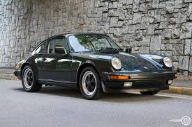 84 porsche 911 for sale 1984 porsche 911 coupe german cars for sale