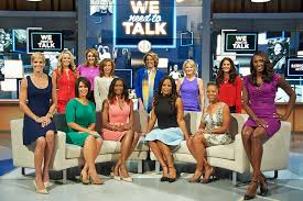 meet the women of tv u0027s first all female sports talk show new