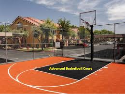 Backyard Sport Court Cost by A Must Know About Backyard Basketball Court Options