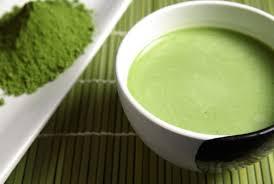 Teh Matcha matcha teh hijau yang sedang tren tahun ini republika