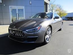 custom maserati sedan 2018 maserati ghibli in troy mi united states for sale on jamesedition