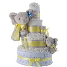 lil baby shower lil baby elephant 4 tier cake