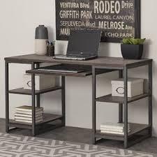 Desk Shelf Combo by Computer Desks You U0027ll Love Wayfair