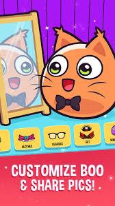 Home Design Game On Ipad My Boo Virtual Pet U0026 Mini Game On The App Store