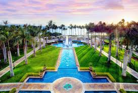 pools and beach water activities at waldorf astoria grand wailea