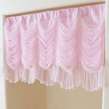 Ruffled Curtains Pink 12 Best Curtins Images On Pinterest Curtain Rods Ruffle