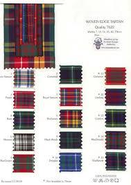 tartan ribbon 7622 tartan ribbon to order in only can take upto 5 working days