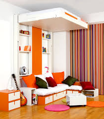 Small Space Bedroom Designs Mobile Bed Teenager Pop Roll - Bedroom designs small spaces